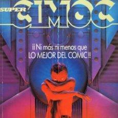 Cómics: SUPER CIMOC Nº 4 (RETAPADO CON LOS NUMEROS 104 A 106) NORMA - BUEN ESTADO - SUB02M. Lote 276435103