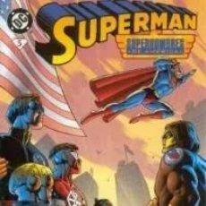 Cómics: SUPERMAN Nº 5 - NORMA - IMPECABLE - SUB02M. Lote 276436278