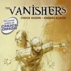 Cómics: THE VANISHERS - COL. EL DIA DESPUES Nº 22 - NORMA - IMPECABLE - SUB02M. Lote 276438473