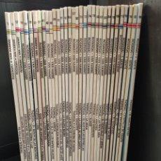 Cómics: 33 TOMOS THORGAL, COLECCIÓN CASI COMPLETA, ROSINSKI NORMA,. Lote 276518103