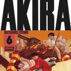Comics: AKIRA 6 EDICION ORIGINAL B/N. Lote 276537373