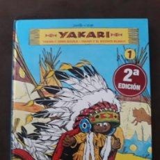 Cómics: YAKARI NORMA TOMO Nº 1. Lote 276583733