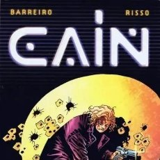 Comics: CAIN - COL. EL DIA DESPUES Nº 1 (BARREIRO / RISSO) NORMA - SUB02F. Lote 276611373