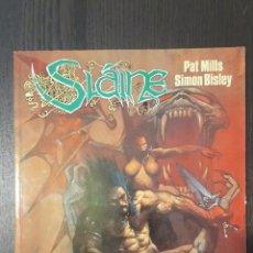 Comics: COMIC - COLECCION CIMOC N° 75: SLÁINE 1/EL DIOS CORNUDO (PAT MILLS, SIMON BISLEY) (NORMA EDITORIAL). Lote 276734573