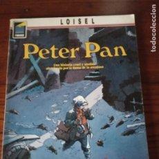 "Cómics: PETER PAN - ""LONDRES"" - LOISEL - NORMA - AÑO 1992.. Lote 277193968"