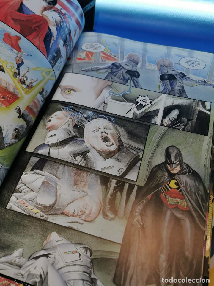 Cómics: comics KINGDOM COME - ED. NORMA y VID - 3 TOMOS observa las fotos - Foto 5 - 277460823