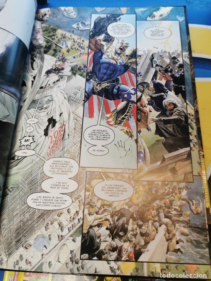 Cómics: comics KINGDOM COME - ED. NORMA y VID - 3 TOMOS observa las fotos - Foto 6 - 277460823