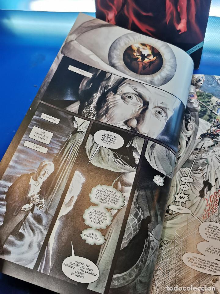 Cómics: comics KINGDOM COME - ED. NORMA y VID - 3 TOMOS observa las fotos - Foto 7 - 277460823