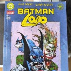 Cómics: BATMAN LOBO. Lote 277504258