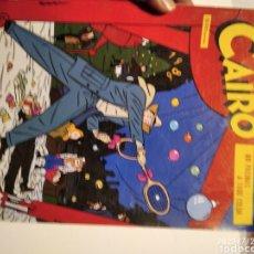 Cómics: CÓMIC CAIRO NROS, 34-35-36. Lote 277539858