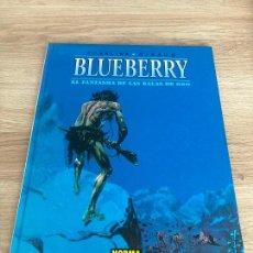 Cómics: BLUEBERRY Nº 2. EL FANTASMA DE LAS BALAS DE ORO. NORMA 1ª EDICION 2002. Lote 277584468