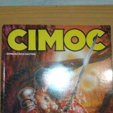 Cómics: CIMOC ESPECIAL Nº 9 HEROINAS 12 HISTORIAS COMPLETAS MUY BUEN ESTADO. Lote 277595463