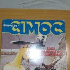 Cómics: SUPER CIMOC Nº 5 RETAPADO NºS 107 108 109 NORMA BUEN ESTADO +. Lote 277595743