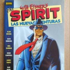 Cómics: THE SPIRIT: LAS NUEVAS AVENTURAS 1 A 4 (COMPLETA). Lote 277606943