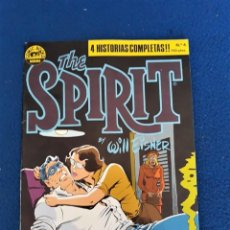 Cómics: THE SPIRIT Nº 4. Lote 277630663