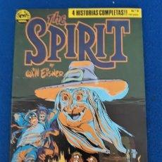 Cómics: THE SPIRIT Nº 9. Lote 277630798