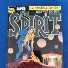 Cómics: SÚPER THE SPIRIT 2 - RETAPADO CON LOS Nº 7 AL 12 - NORMA EDITORIAL. Lote 277631088