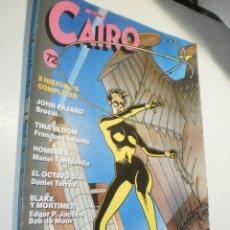 Cómics: CAIRO Nº 72 (BUEN ESTADO). Lote 277654873