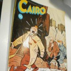 Cómics: CAIRO Nº 50 (BUEN ESTADO). Lote 277655493
