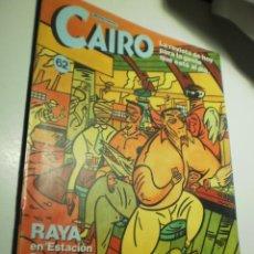 Cómics: CAIRO Nº 62 (EN BUEN ESTADO). Lote 277656173