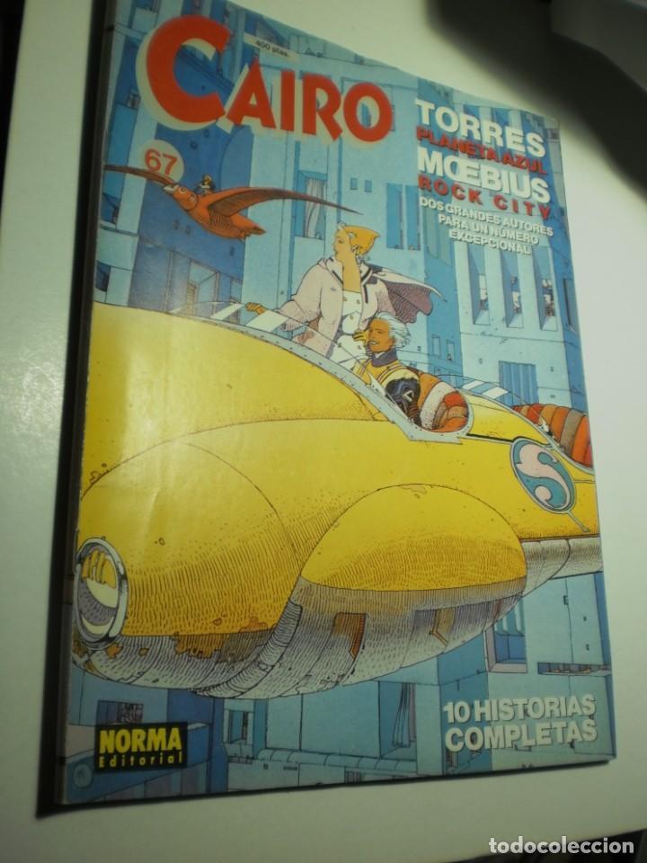 CAIRO Nº 67 (EN BUEN ESTADO) (Tebeos y Comics - Norma - Cairo)