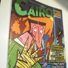 Cómics: CAIRO Nº 19 EL EXTERMINADOR DE CUCARACHAS DE TARDI-LEGRAND (EN BUEN ESTADO). Lote 277668688