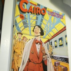 Cómics: CAIRO Nº 56 (BUEN ESTADO). Lote 277681068
