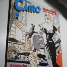 Cómics: CAIRO Nº 54 MADONNA STAR DELOS 90 (BUEN ESTADO). Lote 277681143