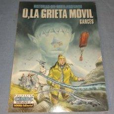 Cómics: U LA GRIETA MOVIL COLECCION CIMOC Nº 73 DE NORMA EDITORIAL EN MUY BUEN ESTADO. Lote 277682248