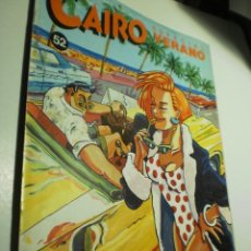 Cómics: CAIRO Nº 52 ESPECIAL VERANO (BUEN ESTADO). Lote 277682673