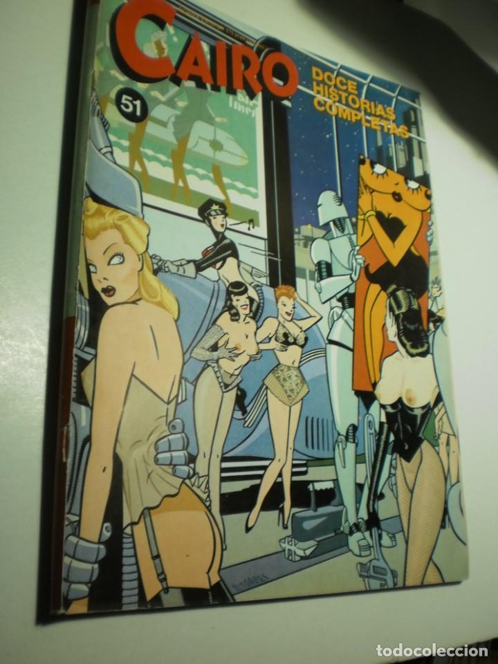 CAIRO Nº 51 (BUEN ESTADO) (Tebeos y Comics - Norma - Cairo)