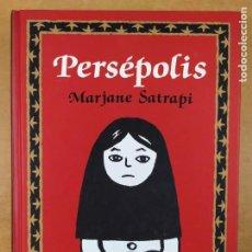 Cómics: PERSÉPOLIS / MARJANE SATRAPI / 4ªED.2009. NORMA EDITORIAL. Lote 277714583