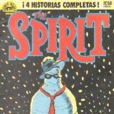 Cómics: THE SPIRIT ¡4 HISTORIAS COMPLETAS! Nº68. EISNER, WILL. A-COMIC-6225 ,2. Lote 277725243