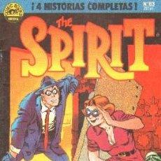 Cómics: THE SPIRIT ¡4 HISTORIAS COMPLETAS! Nº63. EISNER, WILL. A-COMIC-6223 ,2. Lote 277725248