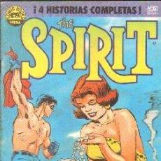 Cómics: THE SPIRIT ¡4 HISTORIAS COMPLETAS! Nº61. EISNER, WILL. A-COMIC-6222. Lote 277725258