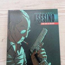 Cómics: ASESINO 1 - TIRO POR LA CULATA - PRIMERA EDICION 2003 - NORMA. Lote 277734963