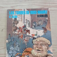 Cómics: LAS TORRES DE BOIS MAURY 5 - ALDA - PRIMERA EDICION 1994 - NORMA. Lote 277740673