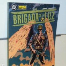 Cómics: LA BRIGADA DE LA LUZ PETER TOMASI DC - NORMA OFERTA. Lote 278411603