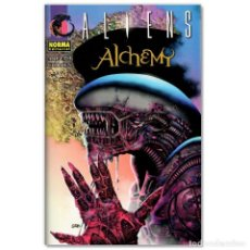 Cómics: ALIENS ALCHEMY. Lote 278435028