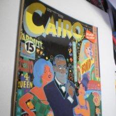 Cómics: RESERVADO CAIRO Nº 15 (BUEN ESTADO). Lote 278457253