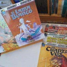 Cómics: * EL LAMA BLANCO * NORMA EDITORIAL * SERIE COMPLETA DE 6 NÚMEROS * COLECCIÓN PANDORA *. Lote 278621628
