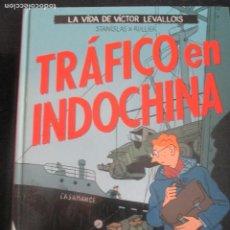 Cómics: TRAFICO EN INDOCHINA--STANISLAS --RULLIER. Lote 278797493
