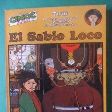 Cómics: CIMOC EXTRA COLOR Nº 2 LAS AVENTURAS DE ADELE BLANC-SEC EL SABIO LOCO NORMA 1981. Lote 278810598