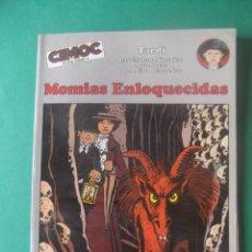 Cómics: CIMOC EXTRA COLOR Nº 4 LAS AVENTURAS DE ADELE BLANC-SEC MOMIAS ENLOQUECIDAS NORMA 1981. Lote 278810768