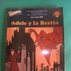 Cómics: CIMOC EXTRA COLOR Nº 1 LAS AVENTURAS DE ADELE BLANC-SEC ADELE Y LA VESTIA NORMA 1981. Lote 278811528