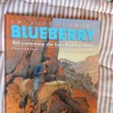 Cómics: LA JUVENTUD DE BLUEBERRY - EL CONVOY DE LOS FORAJIDOS- N. 54. Lote 278922828