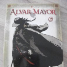 Cómics: ALVAR MAYOR, Nº 2. Lote 278950453