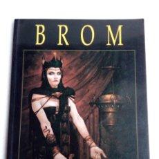 Cómics: EL ARTE DE BROM - OFRENDAS - NORMA EDITORIAL. Lote 279418648