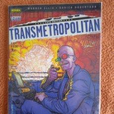 Cómics: NORMA TRANSMETROPOLITAN, DE NUEVO EN LA CALLE 2 WARREN ELLIS-DARICK ROBERTSON. Lote 279428328