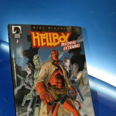 Cómics: COMICS. HELLBOY, HISTORIAS EXTRAÑAS 1. MIGNOLA. NORMA. TAPA BLANDA.. Lote 279431473